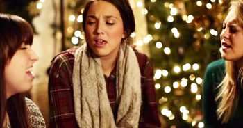 You'll Love This Beautiful Trio Of 'O Come All Ye Faithful.'