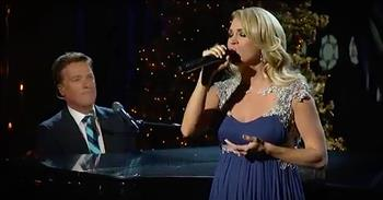 Carrie Underwood And Michael W Smith Stun With 'All Is Well'