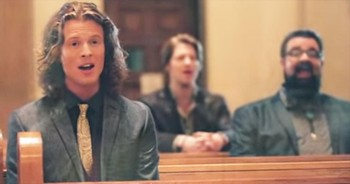Talented A Cappella Group Brings The Chills With 'Angels We Have Heard On High.'