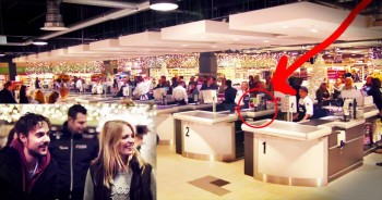 Grocery Store Surprises Shoppers With AWESOME Version Of 'Jingle Bells'