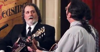 Father Changes Lyrics To 'Hallelujah' For Son's Wedding