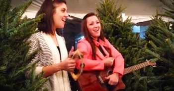 Upbeat Version Of 'Have Yourself A Merry Little Christmas' Will Have Your Toes Tapping
