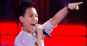 Young Boy WOWs The Judges For A SECOND Time With Upbeat Hit