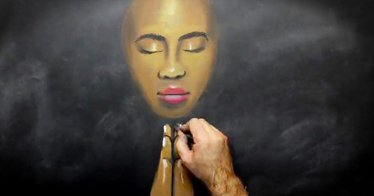 More - Music  Art Video