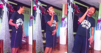 Man's Karaoke Performance Stuns The WORLD