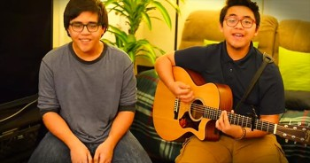Incredible Worship Mashup Will Have You Over The MOON With Praise