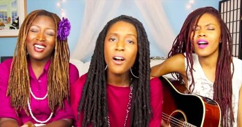 Singing Sisters' Acoustic Melody Reminds Us That We're Never Alone