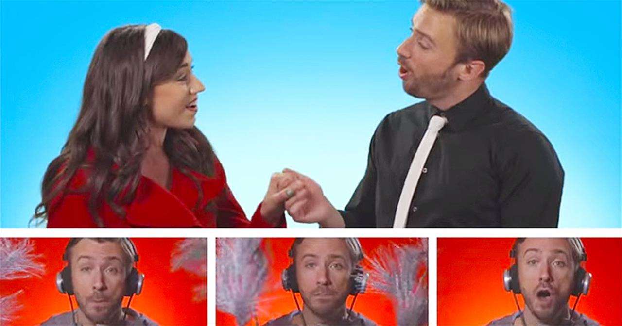 Amazing A Cappella Frozen Medley From Peter Hollens