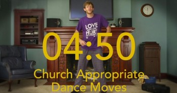 Hilarious Church Appropriate Dance Moves
