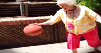 Granny Impresses Everyone With Surprise Basket