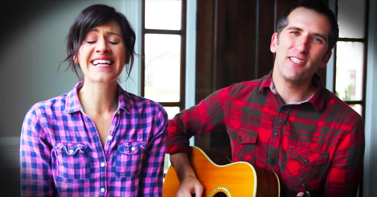 JJ Heller And Husband Sing 'This Year' – Inspiring Song For The New Year