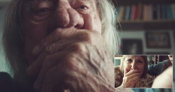 Touching Ad Shows Granddaughter Helping Granddad Complete Bucket List