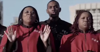 Gospel Choir Gives This Rap Song A Christian Makeover