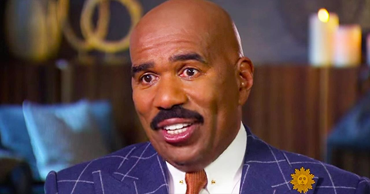 Steve Harvey Talks Faith And Family In Candid Interview