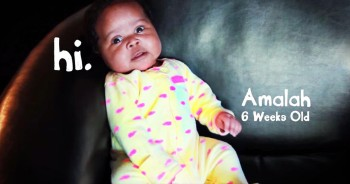 Musician LaGuardia Cross Hilariously Interviews His Infant Daughter