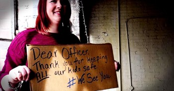 Inspiring Letter To Police Officers Will Open Your Eyes