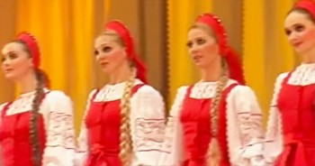 Russian Folk Dance Will MESMERIZE You
