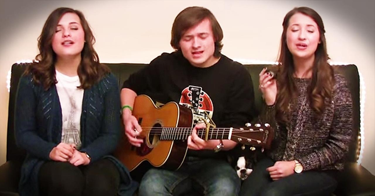 3 Siblings Sing Stunning Version Of Glenn Campbell Classic