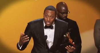 LeCrae Gives All The Thanks To God After Grammy Win
