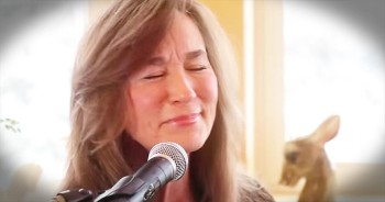Christian Annie Herring Sings Emotional Song Of Heartbreak And Finding God