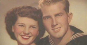 After 67 Years, Couple Passes Away Together Holding Hands