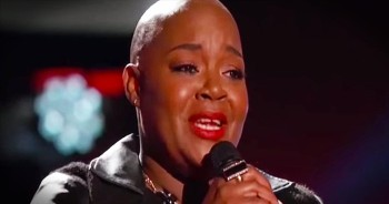 Church-Singing Momma Leaves The Judges HAPPY With Her Incredible Audition