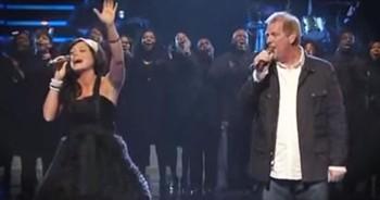 'Revelation Song' – Phillips, Craig And Dean And Kari Jobe's Breathtaking Performance