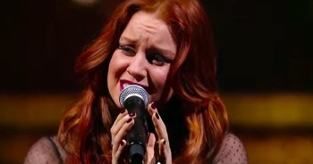 27-Year-Old's Breathtaking Performance Of 'Hallelujah' Will Give You Goosebumps