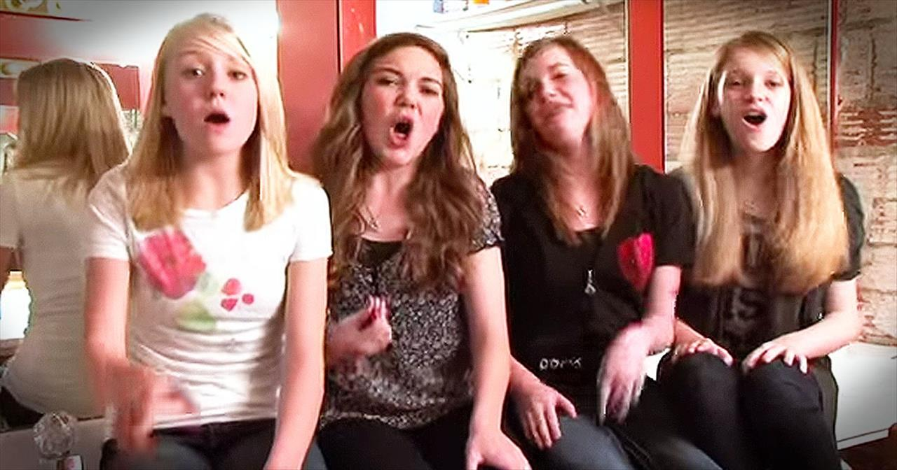 The Cactus Cuties Sing Soul-Shaking Rendition Of 'Something's Got A Hold On Me'
