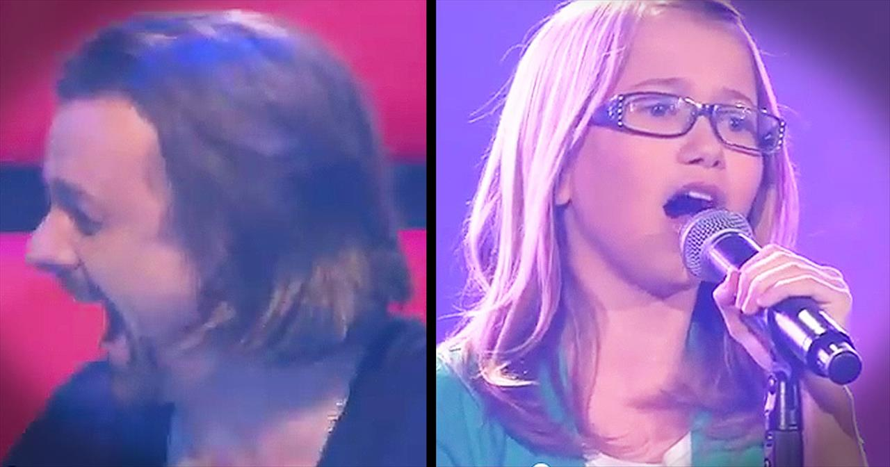 8-Year-Old Leaves The Judges SPEECHLESS With 'I Will Always Love You'