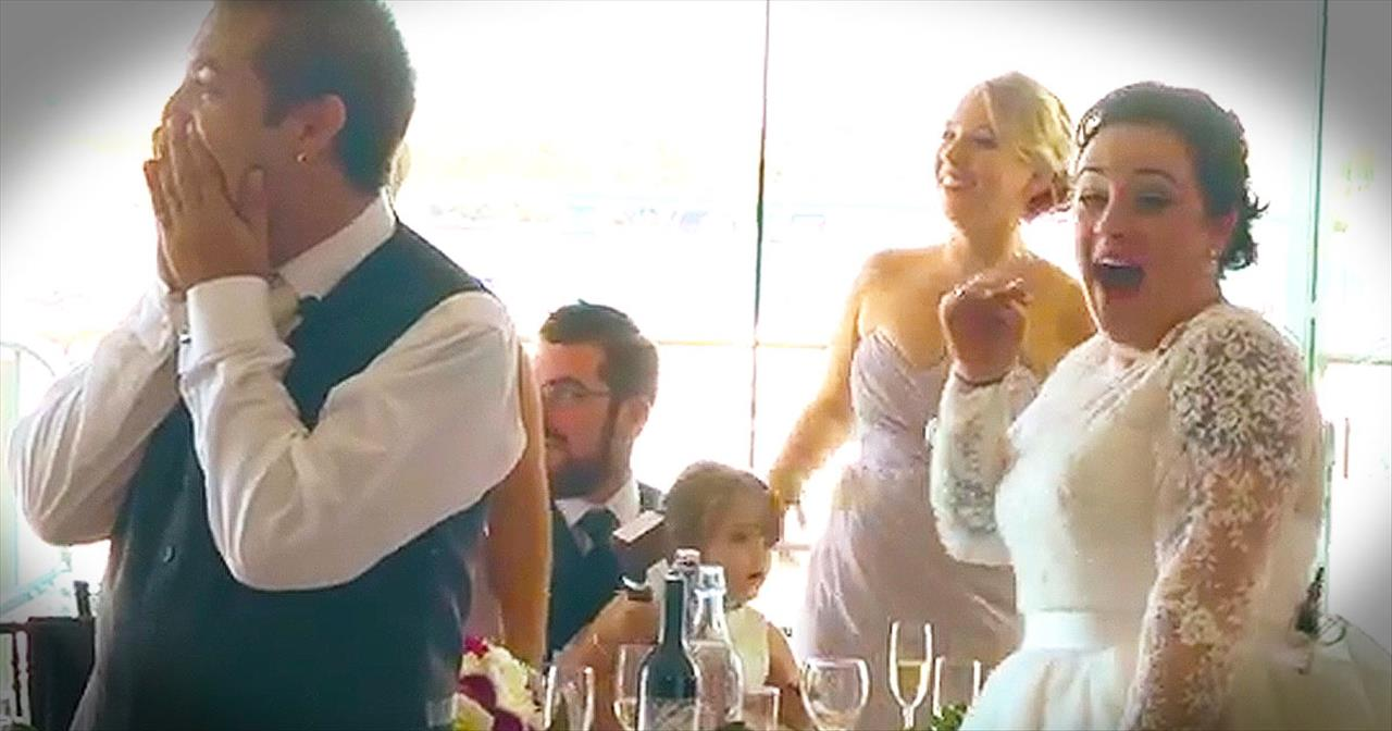 Ed Sheeran Surprises Deserving Couple With Wedding Day Serenade