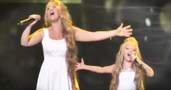 2 Sisters Bring The SHIVERS With 'I Can't Live Without You'