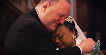 Cancer Fighter Surprised With Dream Wedding At The Movies