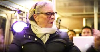 DJs Surprise Subway Passengers With Epic Dance Party