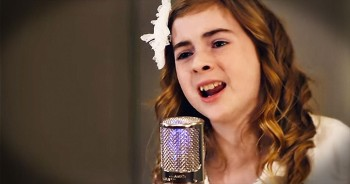 Young Girl's Beautiful Song Reminds Us Of God's Perfect Plans