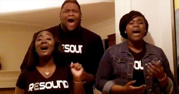 A Cappella Cover Of 'When Jesus Say Yes' Will Have You Saying AMEN!