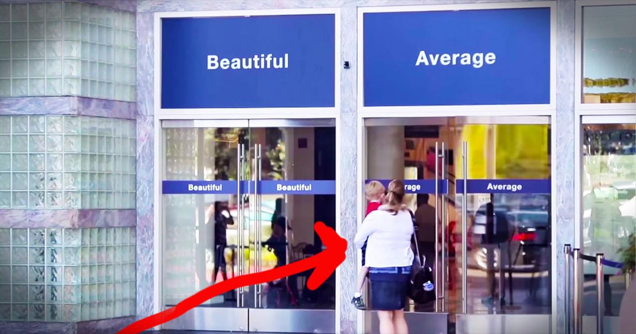 Women Choose Between Beautiful And Average In Heart-Tugging Experiment