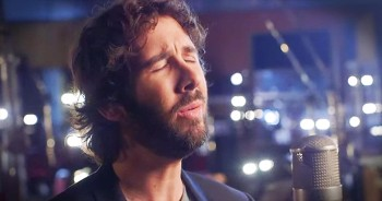 Josh Groban Leaves You With Goosebumps After His Rendition Of 'Bring Him Home'
