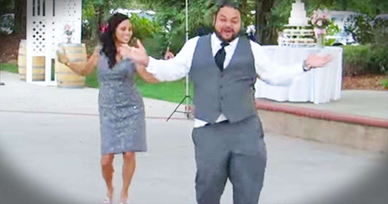 Incredible Mother-Son Dance WOWs The Crowd