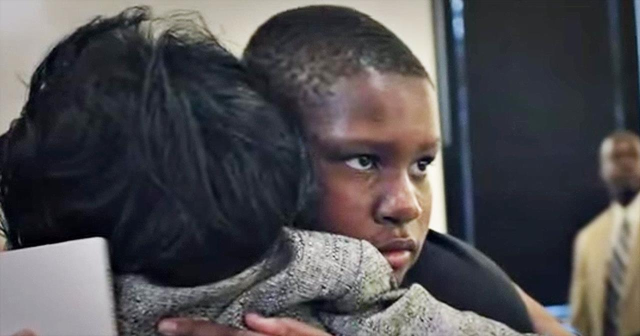 Young Boy Stands Up In Church And Begs To Be Adopted