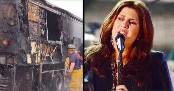 Fire On Lady Antebellum's Bus Destroys Everything But Their Bible