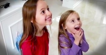 Sister's Surprise Treasure Hunt Leads To Exciting Pregnancy Announcement