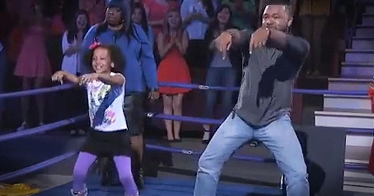 Daddy-Daughter Dance Off Will Have You On Your Feet!
