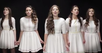 5 Girls Come Together For Angelic Disney Mashup