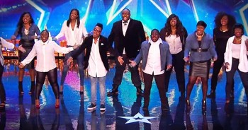 12-Person Gospel Choir Ends Audition With 1 INCREDIBLE Surprise