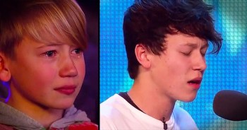 Teen's Jaw-Dropping Audition Leaves Entire Family In Tears