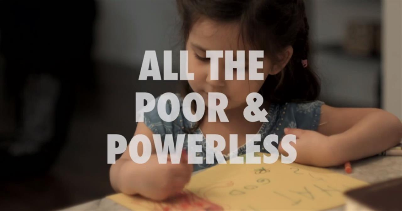 Shane Shane - 'All The Poor And Powerless'