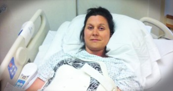 Teacher Injured In Tornado Who Saved 3 Students, Gets Miracle Baby