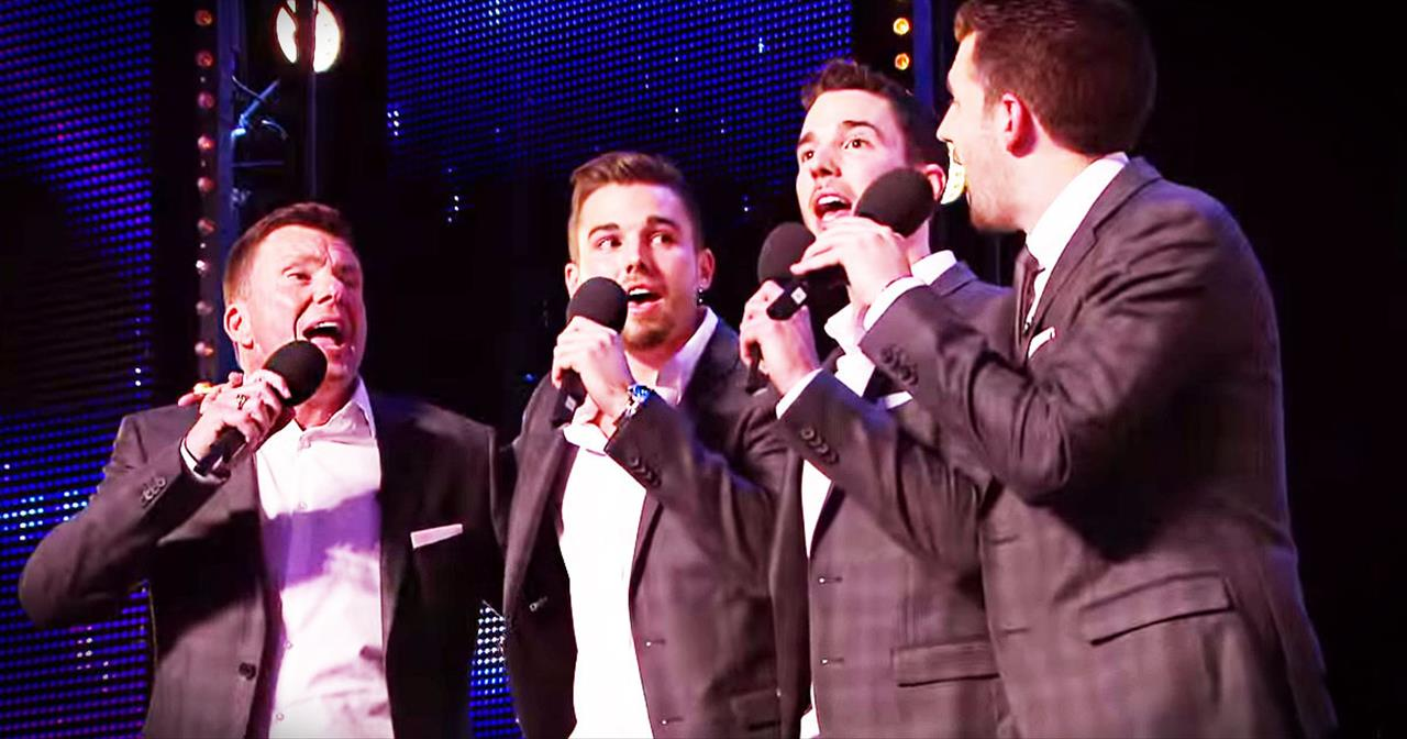 Dad's Heart Attack Leads To Amazing Family Audition On Britain's Got Talent