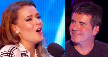 18-Year-Old's Original Song Gets Simon To Say THIS. WOW!